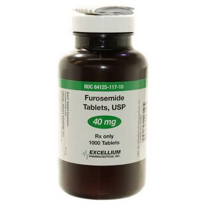 Furosemide 40mg Tablets for Pets