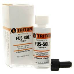 FUS-SOL Oral Urinary Acidifier for Dogs and Cats