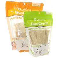 VetOne DuoClenz Rawhide Dental Chews for Dogs