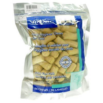 CET Chews for Cats Fish 96ct
