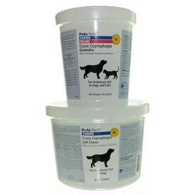 Cease Coprophagia For Dogs And Cats Anti Coprophagic