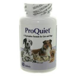 ProQuiet L-Tryptophan Formula for Cats and Dogs