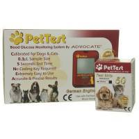 PetTest Glucose Monitoring System for Pets