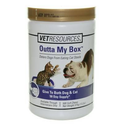 Outta My Box Coprophagia Deterrent Vetrxdirect Pharmacy