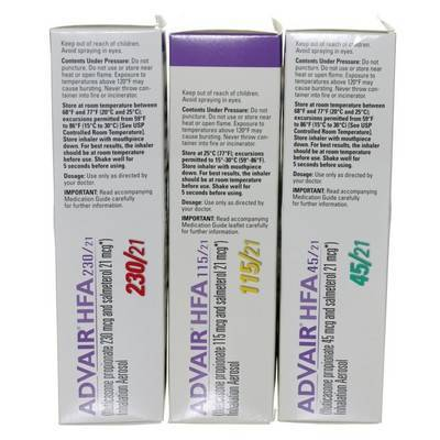 Advair For Dogs And Cats Fluticasone Salmeterol Inhaler Vetrxdirect