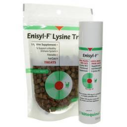 Enisyl-F for Cats L-Lysine Chews, Paste, and Pump