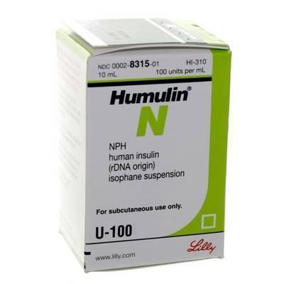 Humulin N Kwikpen Reviews