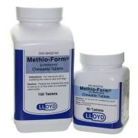 Methio-Form (dl-methionine) Chewable Tablets for Pets