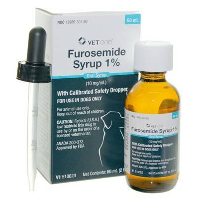 Furosemide Diuretic For Cats And Dogs Vetrxdirect