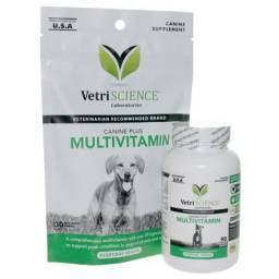 Canine Plus Vitamin/Mineral Supplement for Dogs
