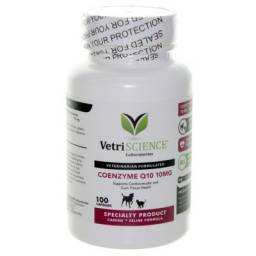 CoEnzyme Q10 Cardiovascular and Gum Tissue Support for Pets