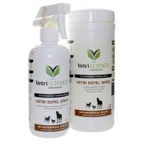 Vetri-Repel Natural Flea and Tick Repellent for Pets