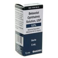 Betaxolol Eye Drops for Dogs and Cats