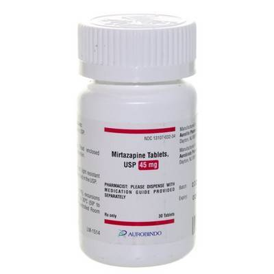 Mirtazapine Reviews