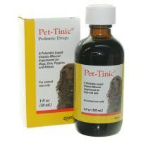 Pet-Tinic Liquid Vitamin-Mineral for Dogs and Cats