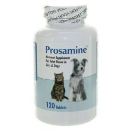 Prosamine Nutrient Supplement for Joint Tissue in Cats and Dogs