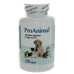 ProAnimal Antioxidant Supplement for Dogs and Cats
